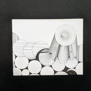 Handmade Rapidograph Ink/Pen Art Design 1OF A KIND